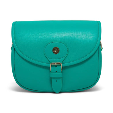 The Cartridge Handbag - Turquoise - Scarlett Woods