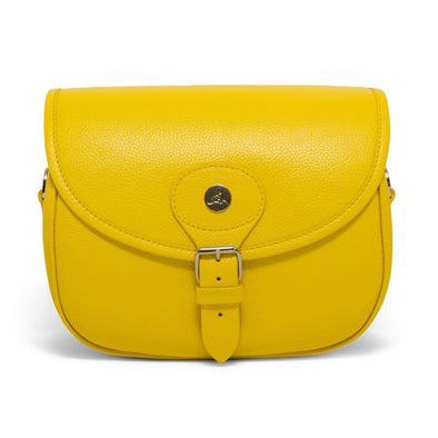 The Cartridge Handbag - Yellow - Scarlett Woods