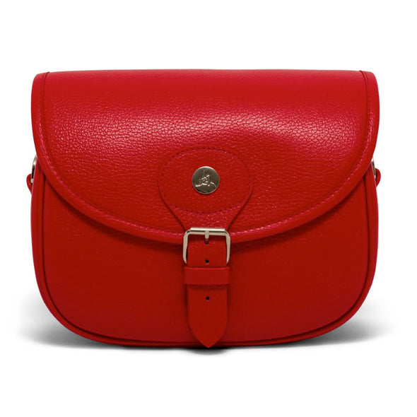 The Cartridge Handbag - Red - Scarlett Woods