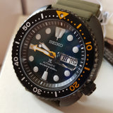 "SEIKO PROSPEX ""SEA GRAPES"" TURTLE SRPD45/SRPD45K1 LIMITED EDITION 1800 PCS"