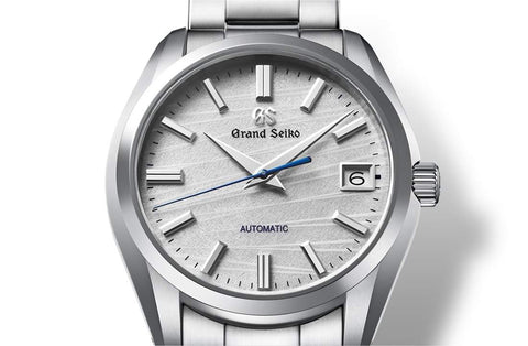 New Grand Seiko SBGR319 Asia Limited Edition 350 Pcs