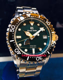 GRAND SEIKO SBGA391 SPRING DRIVE DIVER'S 200M ASIA LIMITED EDITION 200PCS