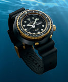 "Seiko Professional 1000M ""The 1978 Quartz Saturation Diver's Re-creation"" S23626/SBBN040 Limited Edition 1978 Pcs"