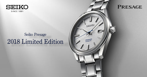 "The ""New"" Seiko 6L35 Presage SJE073/SJE073J1 (SARA015) Limited Edition 1881 Pcs"