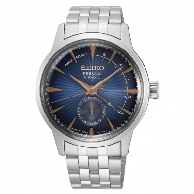 Seiko Presage SSA403J1 Power Reserve Display Mechanical Watch Limited Edition 500Pcs