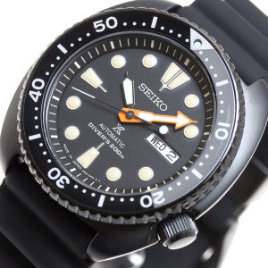 "Seiko Prospex ""The Black Series"" Made In Japan SRPC49/SRPC49J1 Automatic 200M Limited Edition"