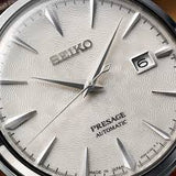 Seiko Presage Cocktail - Sakura Fubuki SRPC03J1(SRPC03) Limited Edition 3500 Pcs