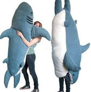 Giant Plush Soft Sharks Toy