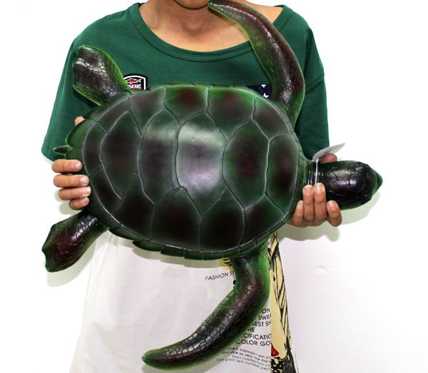 Large Size Animal Mold Toy Animal Shark Crocodile Sea Turtle Marine Model Action Figure Early Education Toy Best Gift for Kids