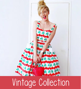 Collectif, Run & Fly, Dolly & Dotty, Banned, Voodoo Vixen, Lindy Bop