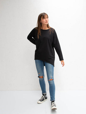 Chalk Robyn Top - Black