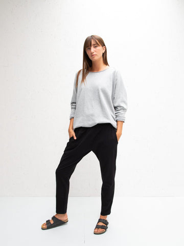 Chalk Robyn Pants | Black