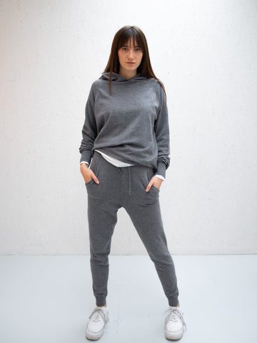 Chalk Lucy Lounge Pants Charcoal