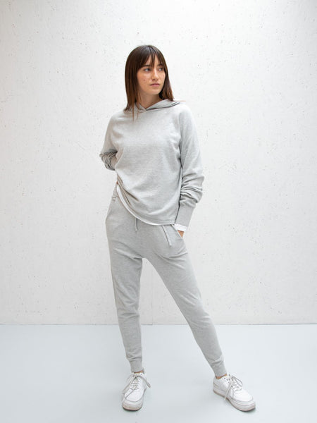 Chalk Lucy Lounge Pants Silver