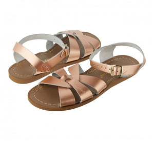 Saltwater Original Sandals Rose Gold