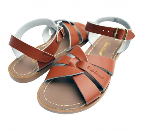 Saltwater Original Sandals Tan