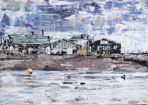 Whitstable's East Quay - Fine Art Print