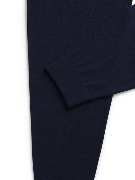 Chalk Lucy Lounge Pants Navy