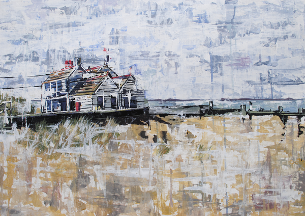 Whitstable's Old Neptune - Fine Art Print