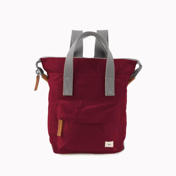 Roka Bantry B Bag Small in Cranberry