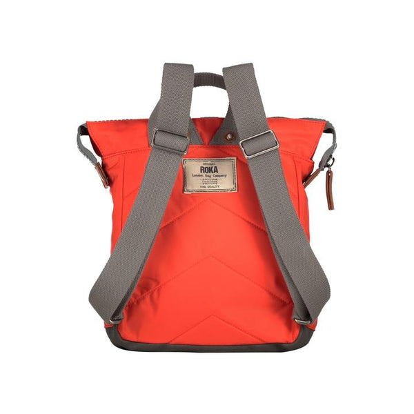 Roka Bantry B Bag Small in Burnt Orange