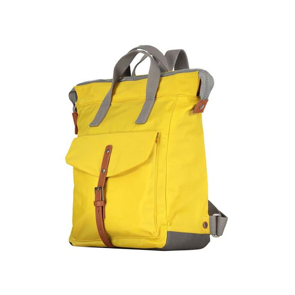 Roka Bantry C Medium Bag in Mustard