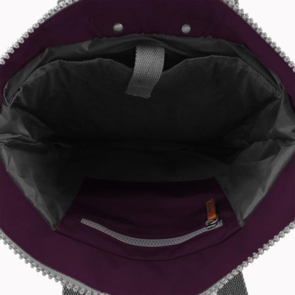 Roka Bantry C Medium Bag in Plum