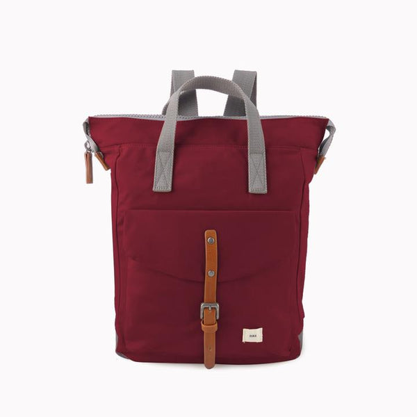 Roka Bantry C Medium Bag in Cranberry