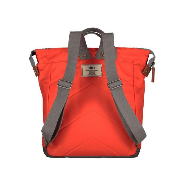 ROKA Bantry C Medium Bag in Burnt Orange