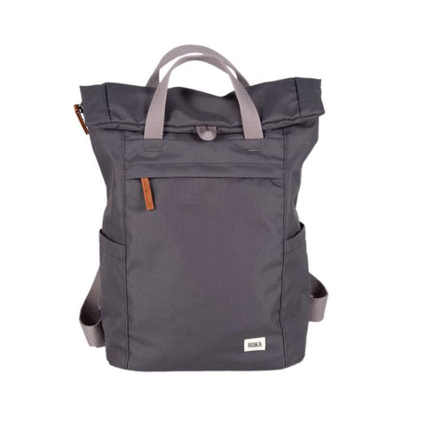 Roka finchley sustainable carbon backpack med