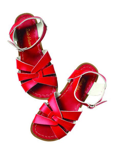Saltwater Sandals Original Red