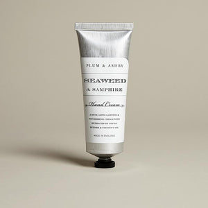 Plum & Ashby - Seaweed & Samphire Hand Cream