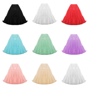 Banned Dancing Days 50s vintage style petticoat