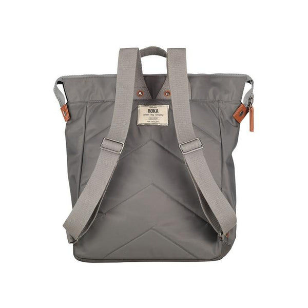 ROKA Bantry C Medium Bag in Granite