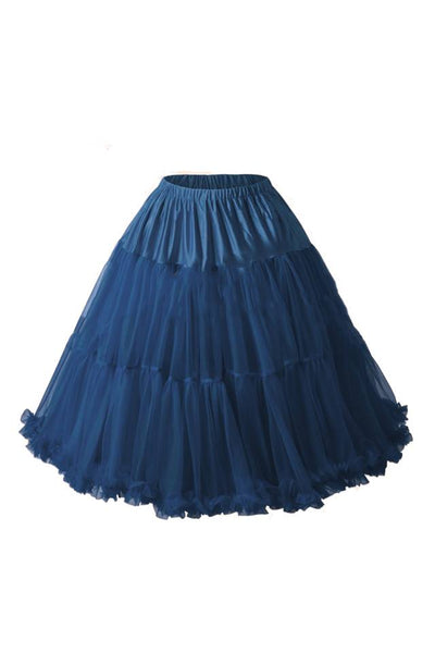 Navy Blue Petticoat Dancing Days Banned