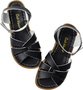 Saltwater Sandals Original Black