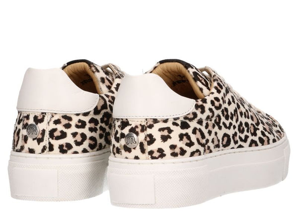 Maruti Ted leather sneaker jungle