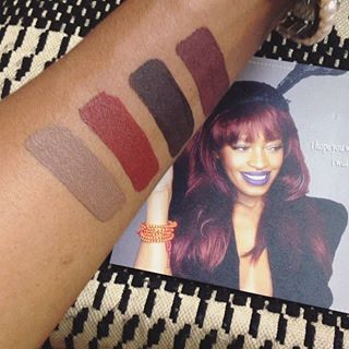 QUEEN OF AFRICA BUNDLE. SOFT LIP MATTE