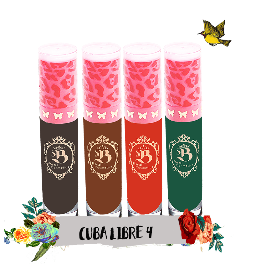 CUBA LIBRE COLLECTION bundle 4