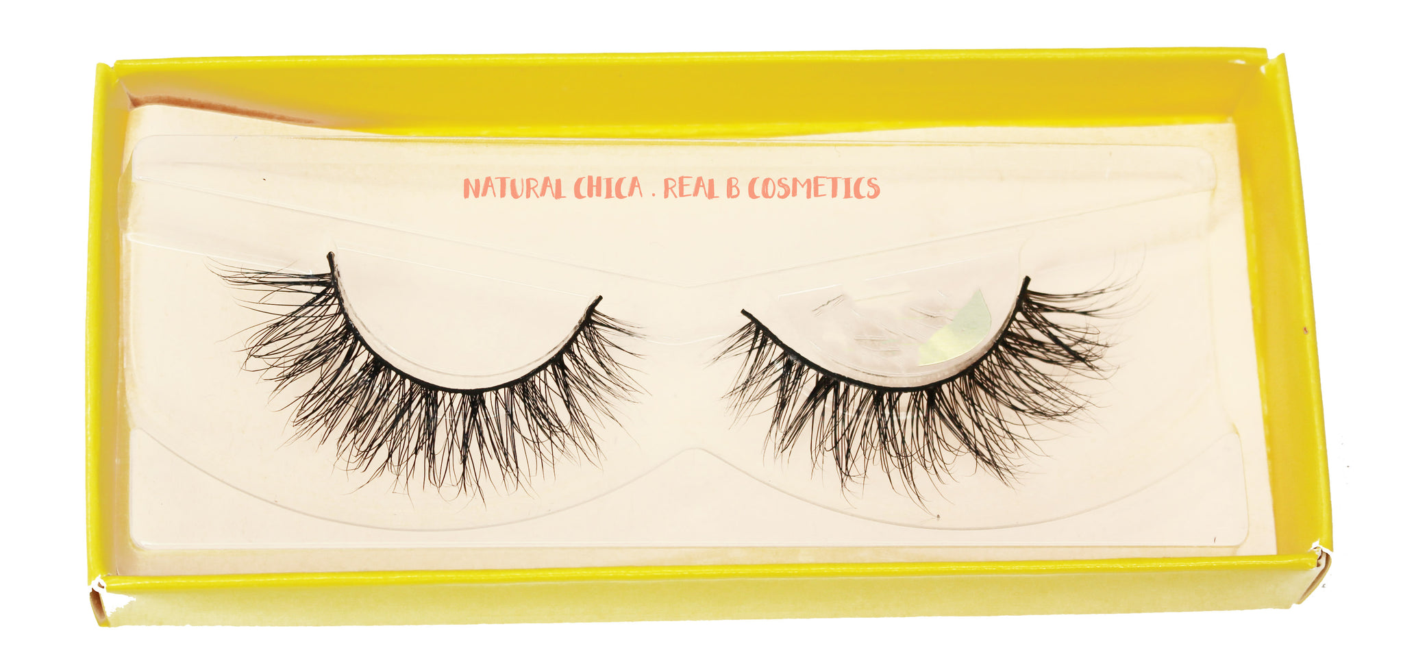 NATURAL CHICA FALSE LASHES