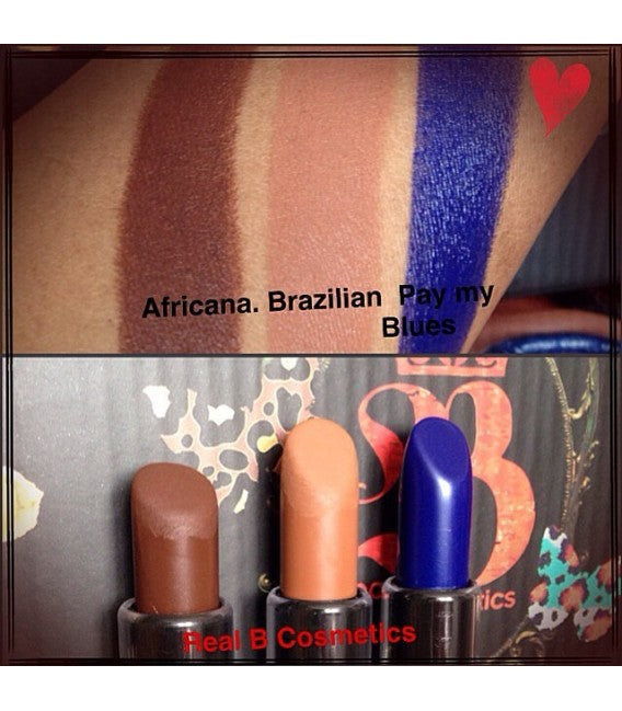BRAZILIAN LIPSTICKS