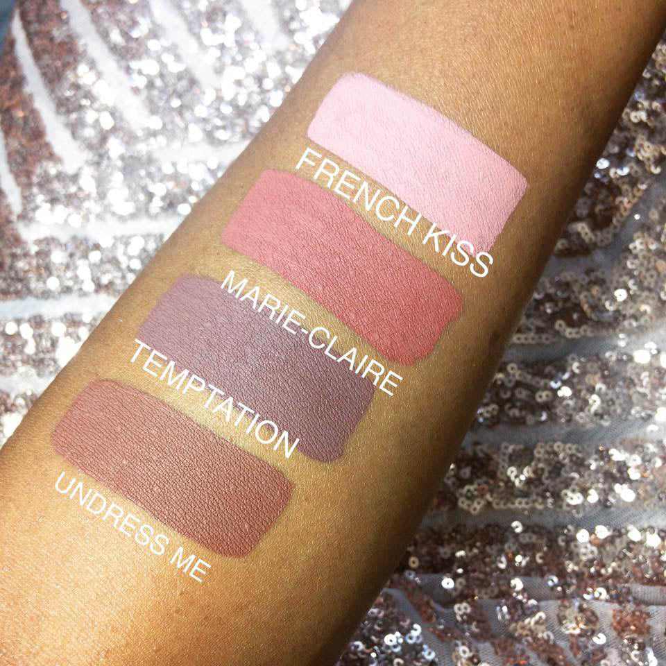 TEMPTATION XMAS COLLECTION NUDES