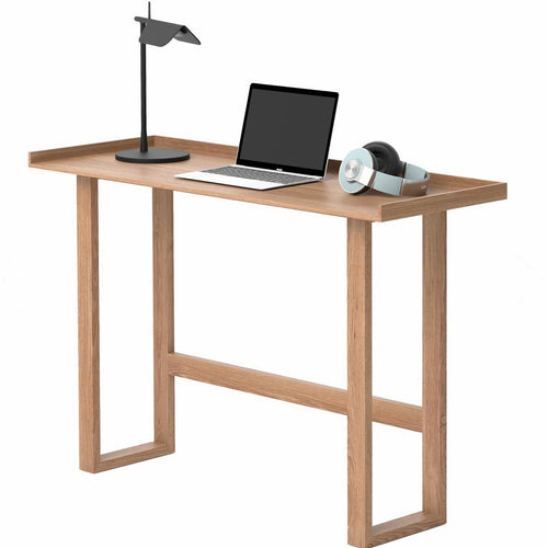 Slim Oak Desk - Bagel&Griff