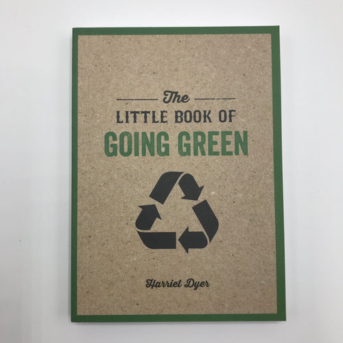 The Little Book of Going Green - Bagel&Griff