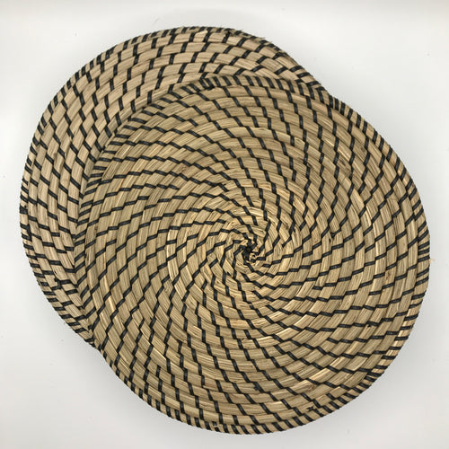 Black Grass Placemat - Bagel&Griff