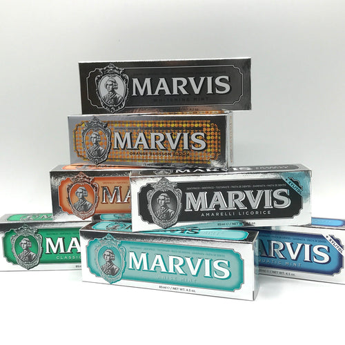 Marvis Mint Toothpastes - Bagel&Griff