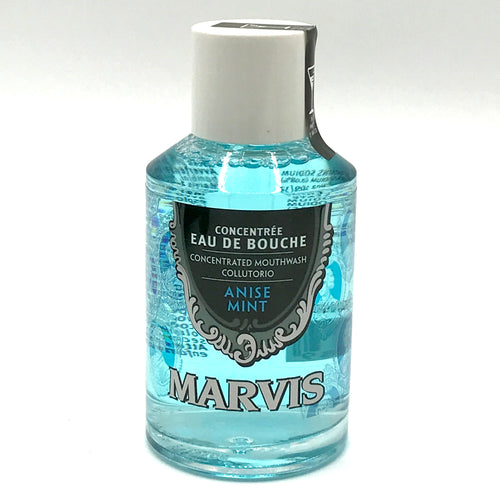 Marvis Anise Mint Mouth Wash - Bagel&Griff
