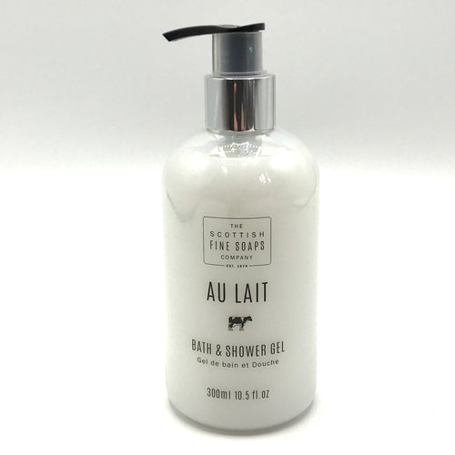 Au Lait Bath and Shower Gel - Bagel&Griff