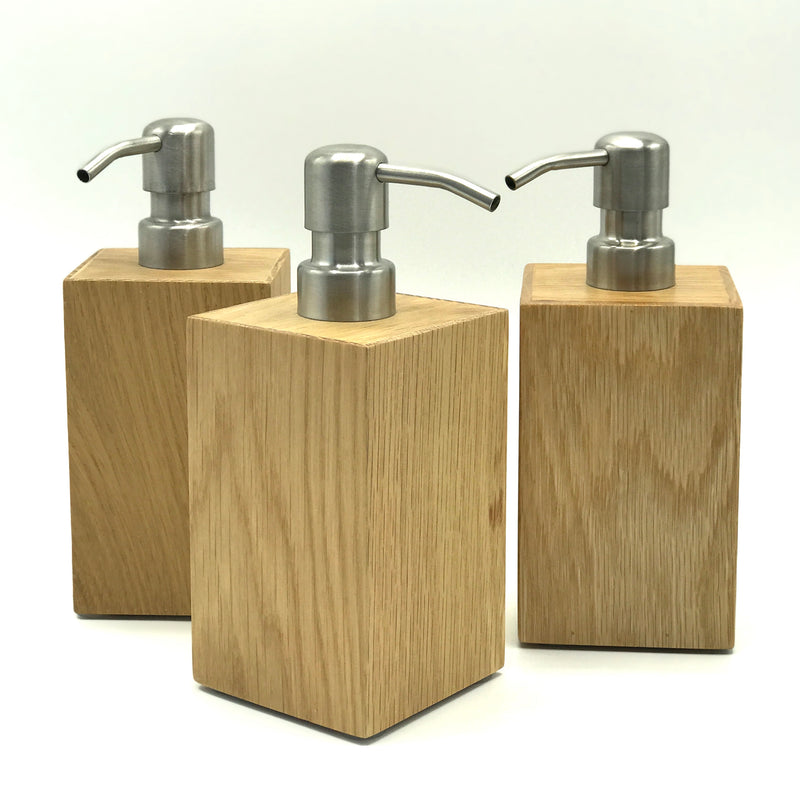 Oak Soap Dispenser - Bagel&Griff