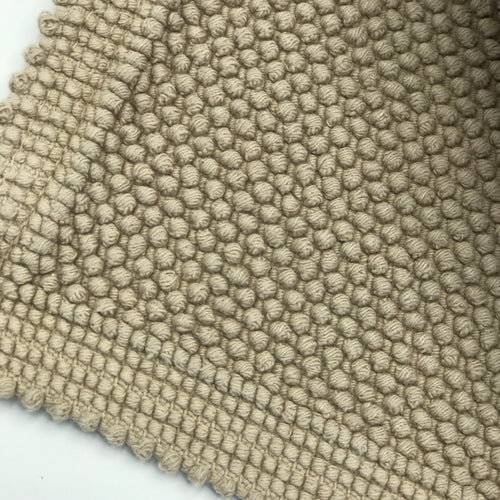 Natural Cotton Bath Mat - Bagel&Griff